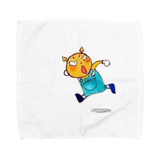 ミュータン Towel handkerchiefs