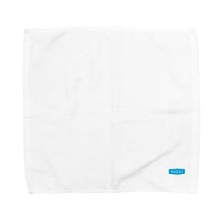 永井船舶線状加熱 Towel handkerchiefs