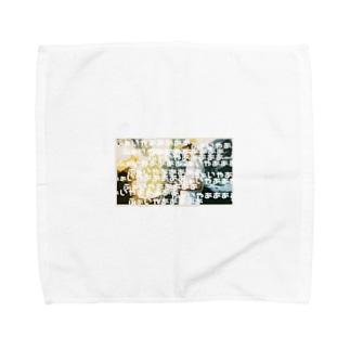 ファイヤー山本即位4周年記念式典限定No.100 Towel handkerchiefs
