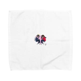 かっぽー Towel handkerchiefs