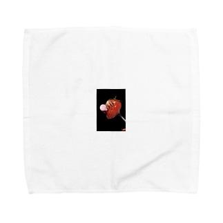 か Towel handkerchiefs
