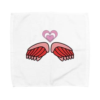エンジェルイラストグッズ Towel handkerchiefs