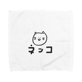 ネッコ Towel handkerchiefs