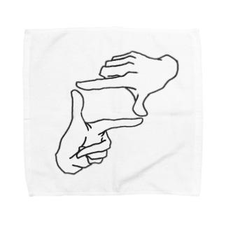 ハンド Towel handkerchiefs