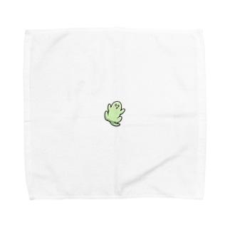 も~さん Towel handkerchiefs