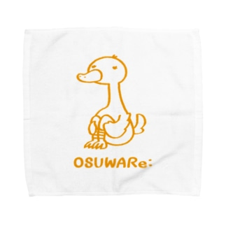 アヒルさん Towel handkerchiefs