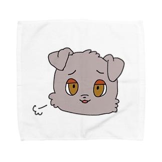 ワンチャンチェリオくん Towel handkerchiefs