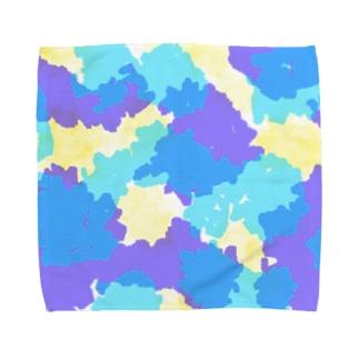 Dripping Drop Towel handkerchiefs