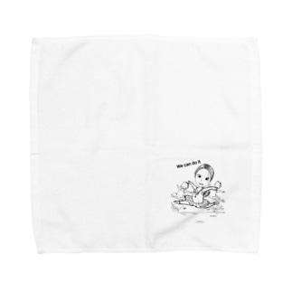 ミネリちゃん Towel handkerchiefs