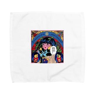 原田ちあき✖️笹口騒音8才記念 Towel handkerchiefs
