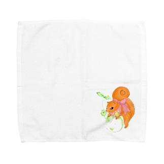 なちゅらりすと Towel handkerchiefs