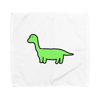 きょうりゅう Towel handkerchiefs