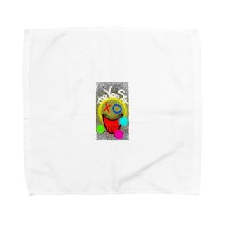 カンジョウヒョウゲン Towel handkerchiefs