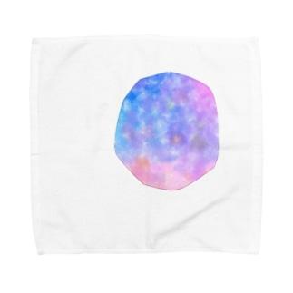 まるっとキラキラ Towel handkerchiefs
