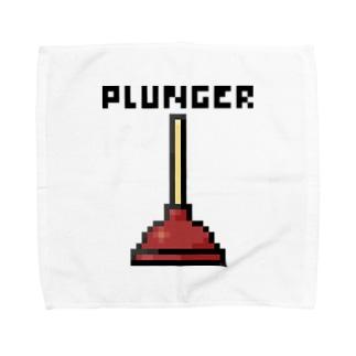 ラバーカップ Towel handkerchiefs