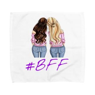 BFF Towel handkerchiefs