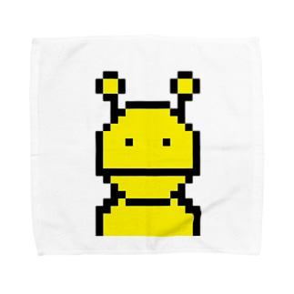 うちゅうじん Towel handkerchiefs
