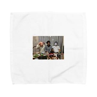 長塚の一SHOPの平成最後のお正月 Towel handkerchiefs