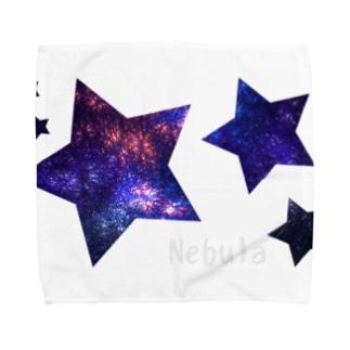 宇宙スター Towel handkerchiefs