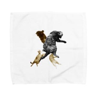 ふじみのジミーと仲間たち1 Towel handkerchiefs