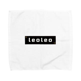 LEOLEOLIVE限定タオル Towel handkerchiefs