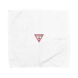 GUESS Towel handkerchiefs