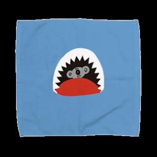 コアラのニキータのニキータ イン ザ シャーク Towel handkerchiefs