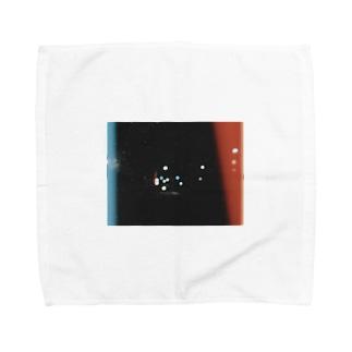 点滅する Towel handkerchiefs