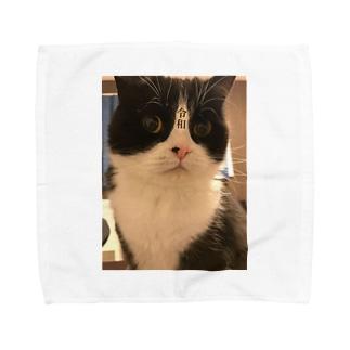 令和キャット Towel handkerchiefs