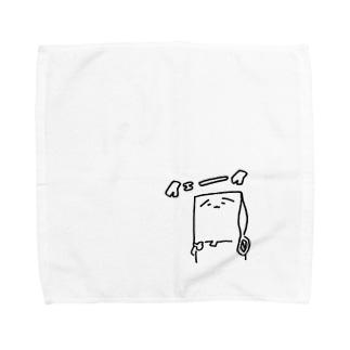 ビニルくん Towel handkerchiefs