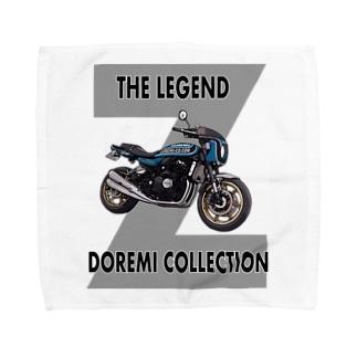 Doremi 900RS Blue Towel handkerchiefs
