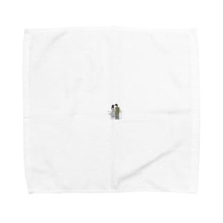500日サマー Towel handkerchiefs
