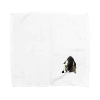 タケノコの妖怪 Towel handkerchiefs