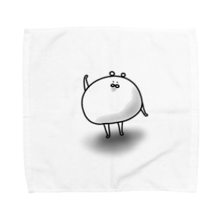 くまくまうさぎ Towel handkerchiefs