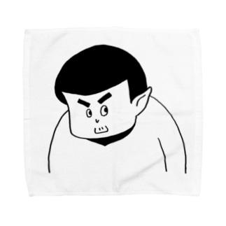 ごりくんのお友達 Towel handkerchiefs