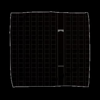 Tabの黒い原稿用紙 Towel handkerchiefs
