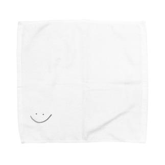 スタバのやつ Towel handkerchiefs