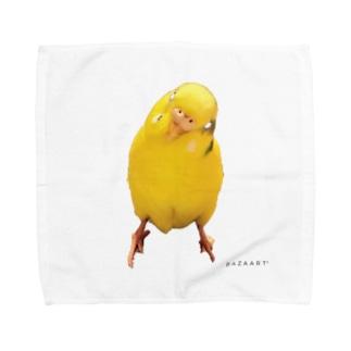 こじさん Towel handkerchiefs
