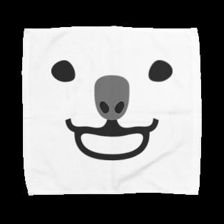 犬田猫三郎のコアラ Towel handkerchiefs
