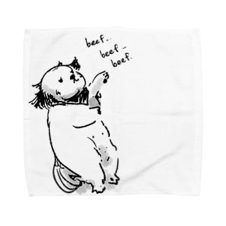 シーズー Towel handkerchiefs