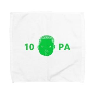 初恋タロー10pa Towel handkerchiefs