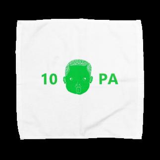 初恋タローの初恋タロー10pa Towel handkerchiefs