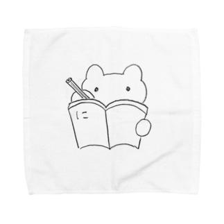 「に」日記 Towel handkerchiefs