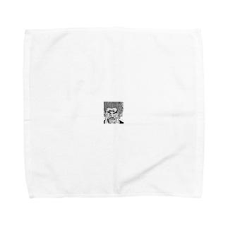 範馬勇次郎 Towel handkerchiefs