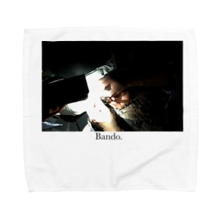 Bando .Don't do drugs Towel handkerchiefs