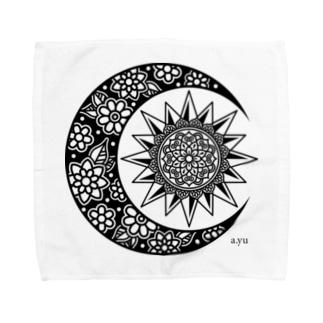 Pri Mandala Towel handkerchiefs