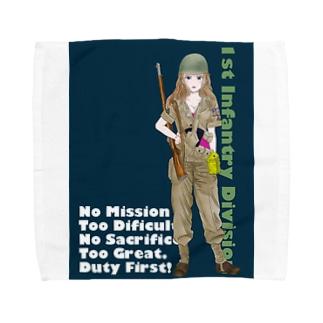 ベティ Towel handkerchiefs