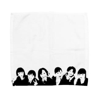 アゴ Towel handkerchiefs