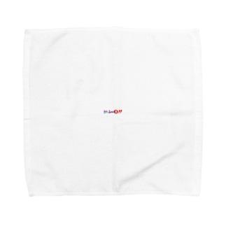 llet's5 Towel handkerchiefs
