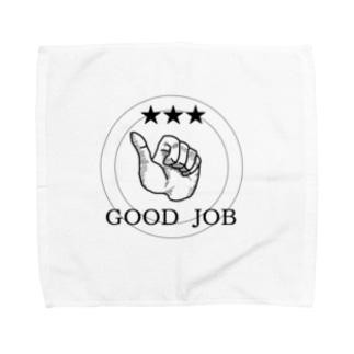 GOOD JOB Towel handkerchiefs